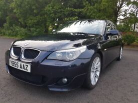 BMW 520 DIESEL M SPORT 6 GEAR MANUAL REMAP 206BHP