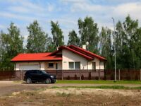 NICE HOUSE FOR SALE / EXCHANGE IN RIGA AREA LATVIA