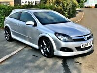 2008 Vauxhall Astra SRi+ 3 Door XPack, Finance Available, AA Approved