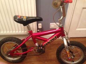 Children's bike, bmx, bicycle