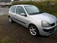 2005 Renault Clio 1.1