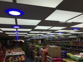 LED PANEL LIGHT 48W Ceiling suspended LED Panel White Light shops & office Lighting whole saleon A13