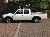 Ford Ranger 2.5 super cab 2001