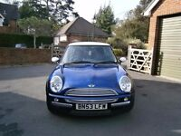 Mini Cooper 2003 1.6L