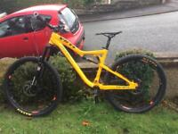 Yeti 575 all mountain bike 650b