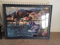Large pictures - framed prints by Howard Behrens