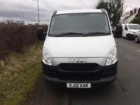 2012 IVECO DAILY 2.3TD Chassis Cab+Tipper Truck+Recovery Truck+ NO VAT