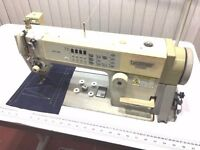 Brother DB2-B737-413 Exedra F-40 UBT & AUTO LIFTER Industrial Sewing Machine