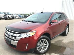 2014 Ford Edge Limited-PST PAID-PANO ROOF