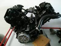 Suzuki SV 650 Engine