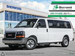 2016 GMC Savana 2500 1LT 12 PASSENGER Only 12,000KMS!!