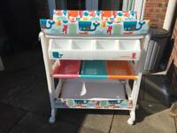 Cossatto Baby Changing Unit Bath
