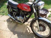 triumph tiger 750