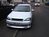 SWAP?? Vauxhall Astra SXI