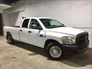 2008 Dodge Ram 2500 QUAD CAB! LONG BOX