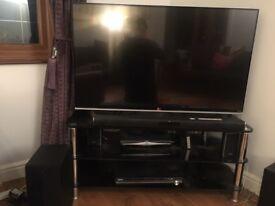 LG 49 inch Smart TV LG 49 UF 850 V and Soundbar