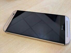 HTC M8 unlocked 16gb