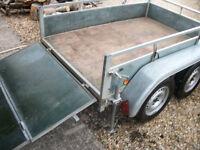 Trailer twin axle, great condition - sold, deposit taken