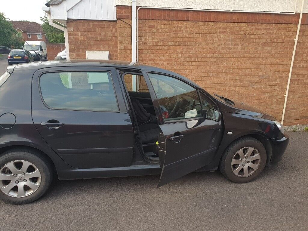 Peugeot 307 - A/C works - starts well - cracking noise when turning  steering wheel (maybe joints) | in Bradley Stoke, Bristol | Gumtree