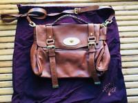 Genuine brand new Mulberry Alexa satchel Handbag