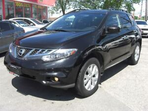 2011 Nissan Murano SL AWD *Sunroof / Leather / Rear Cam / Power