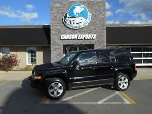 2012 Jeep Patriot SPORT 4X4! 62KM! FINANCING AVAILABLE!