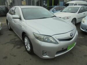 2011 Toyota Camry AHV40R Luxury Hybrid Silver Continuous Variable Sedan Punchbowl Canterbury Area Preview