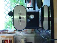 Cookworks signature expresso coffee making machine