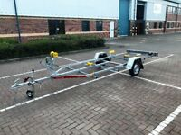 Brand new boat, rib trailer Tema Eco 5m !