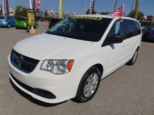 2015 Dodge Grand Caravan SXT, Bas killomètrage!