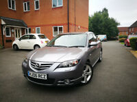 Mazda 3 2.0L 2006 pertol (top of the range model/FSH/MOT till March 2019/Bose Sound System/Xenons