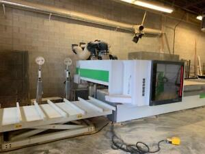 Biesse CNC Router Cell - With Automatic Loading & Unloading
