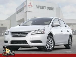 2015 Nissan Sentra SV–Accident Free–1.8L –$111/BW $0 DOWN