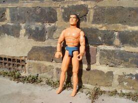 Action Man figurine 1994 Retro Vintage Toy