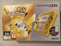 All 3 20th anniversary pokemon 2ds set