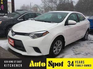 2016 Toyota Corolla LE/LOW,LOW KMS!/INVENTORY CLEAROUT/PRICED FO