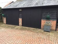 Garage to rent South Oxfordshire