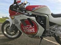 GSXR slingshot 750 L rare lucky strike