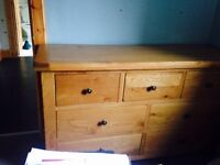 Anderson and England chest of drawers