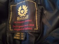 Ladies Belstaff Bike Leather Trousers