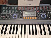 Casio Midi Controller Electric Keyboard CTK 601 Synth