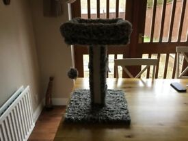 LAZY BONES CAT/KITTEN SCRATCHER & BED