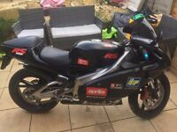 APRILIA RS 125 2001 FULL POWER