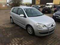 2008 Polo 1.4 TDi Blue Motion Tech2...2 Owners...FSH...12 Mth MOT Available...95,000 Miles