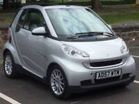 SMART FORTWO CONVERTABLE 2008 (57 REG)*£1999*FULL SERVICE HISTORY*12 MONTHS MOT*PX WELCOME*DELIVERY