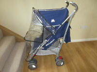 Maclaren Techno XT stroller (hardly used)