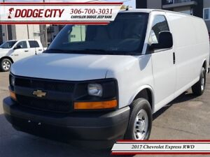 2017 Chevrolet Express RWD - Security, Stabilitrak