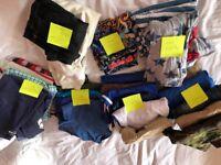 Bundle of boys' clothes ages 9-10
