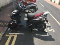 SINNIS HARRIER 125 *BARELY USED*