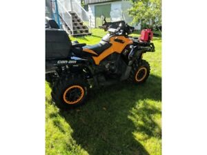2016 Can-Am Outlander Max 850 XT-P
